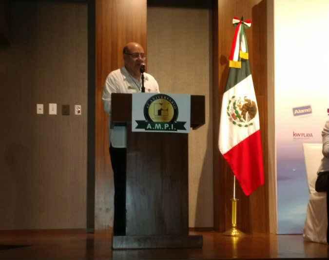 """AMPI inaugura el """"Cancún Investment Summit 2016"""""""