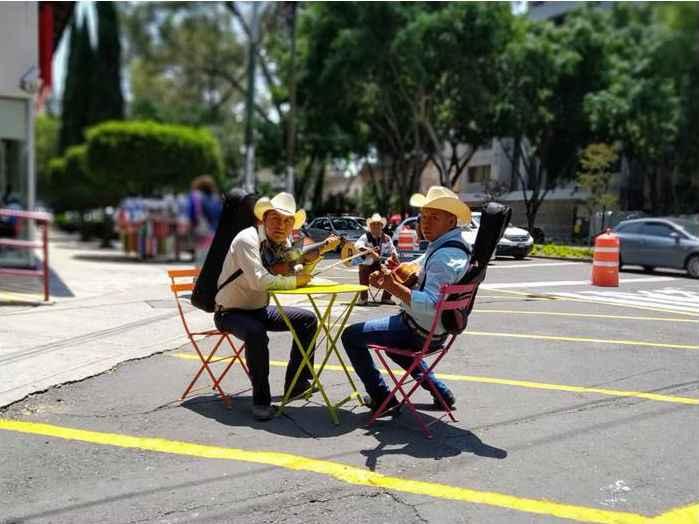 Realizan intervenciones urbanas para mejorar movilidad peatonal