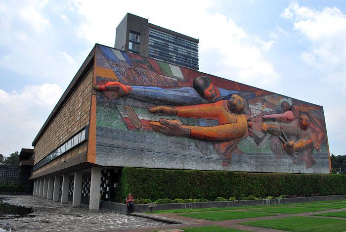 Realizarán recorridos guiados para conocer murales de la CDMX