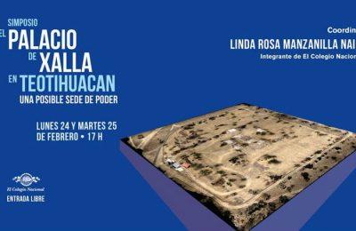 Realizarán simposio sobre hallazgos en palacio de Xalla, en Teotihuacán