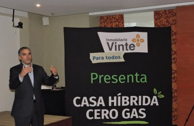 Reconocen a Vinte como referente de la transformación verde en AL-Sergio Leal
