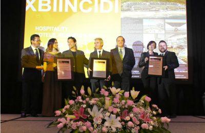 Reconocen a lo mejor del interiorismo en Bienal Iberoamericana CIDI