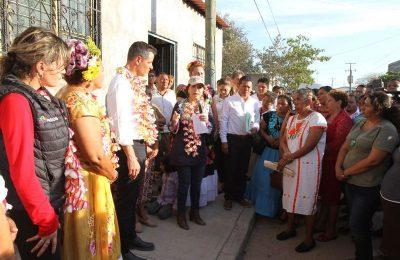 Reporta Sedatu 30,000 viviendas en reconstrucción