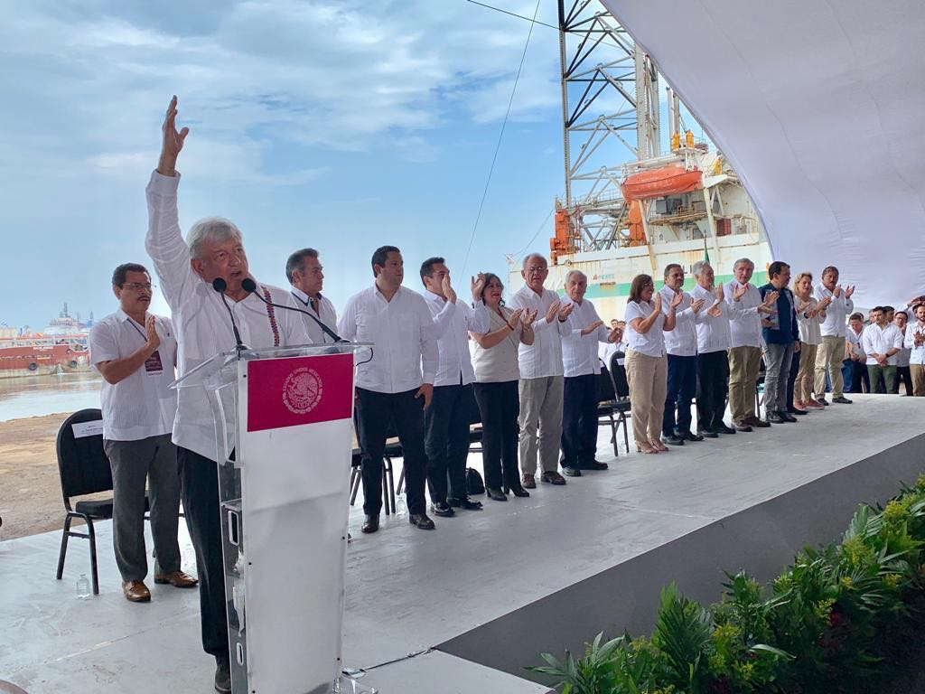 Refinería en Dos Bocas impulsará el desarrollo regional