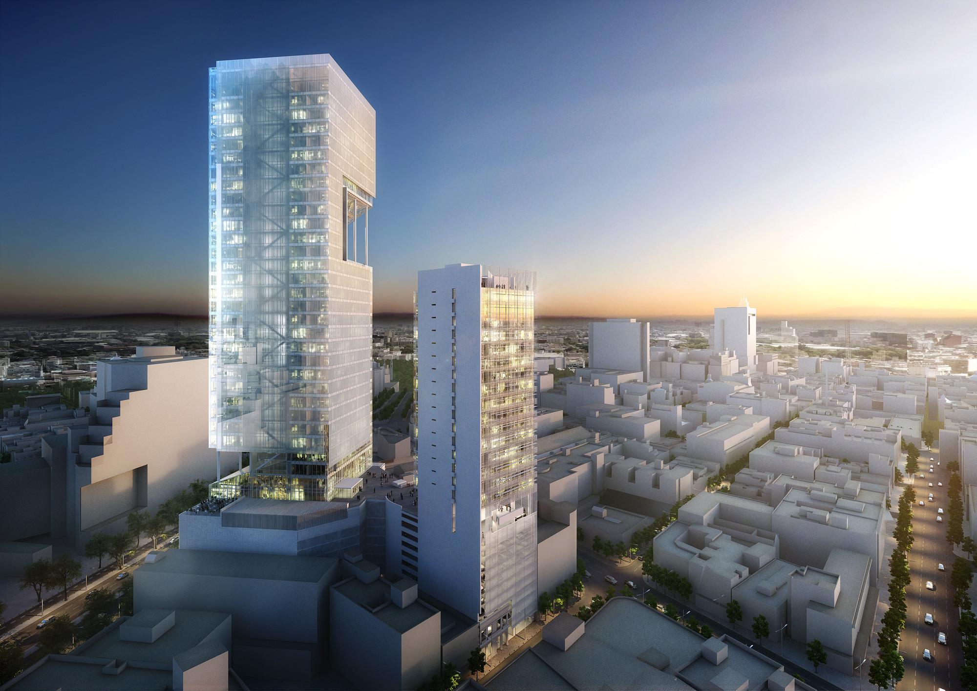 Mercado de oficinas tendrá buen año en la Ciudad de México