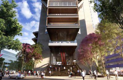 Reforma 432, el nuevo diseño de Foster+Partners en la CDMX