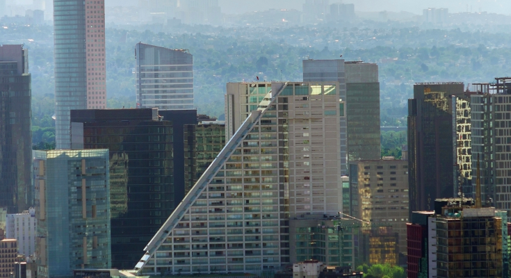 México, segundo mercado más grande de oficinas en AL