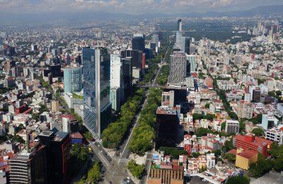 """""""La ciudad requiere inversión inmobiliaria de largo plazo"""": Sheinbaum"""