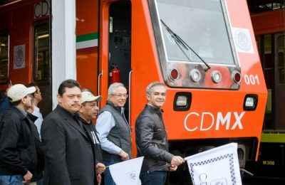 Adquieren trenes nuevos para mejorar movilidad