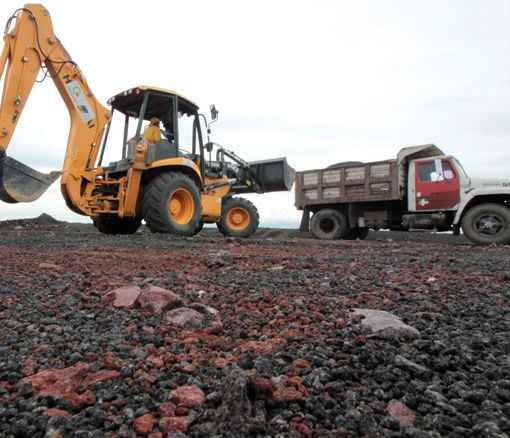 Rehabilitan calles Ecatepec, Coacalco, Tecámac y Zumpango