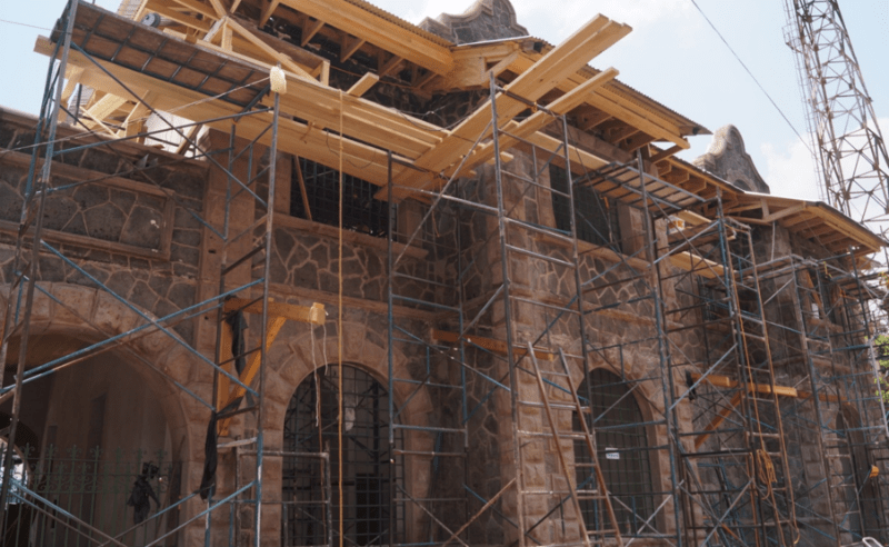 Remodelan antigua estación del ferrocarril en Morelos