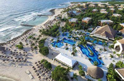 Remodelan hotel en Akumal, destaca elementos de la cultura maya