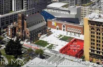 Renuevan Museo Mexicano en San Francisco