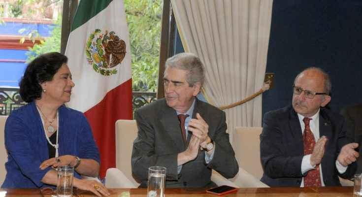 Renuncia Teresa Franco a la dirección del INAH