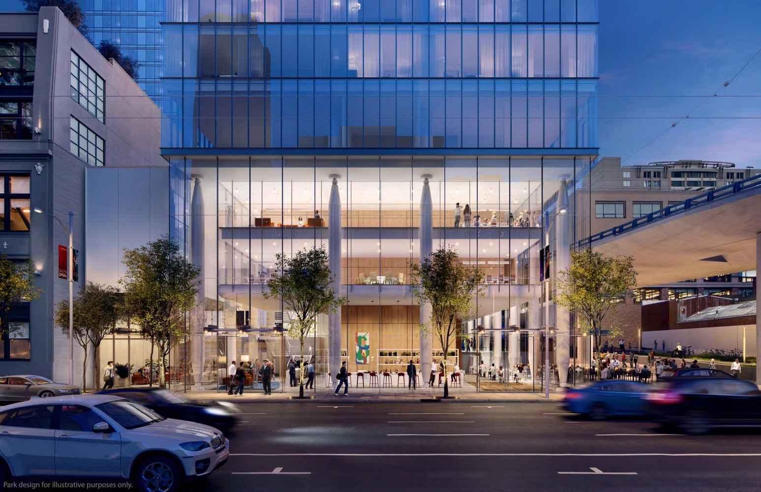 Renzo Piano alista su segundo proyecto en San Francisco