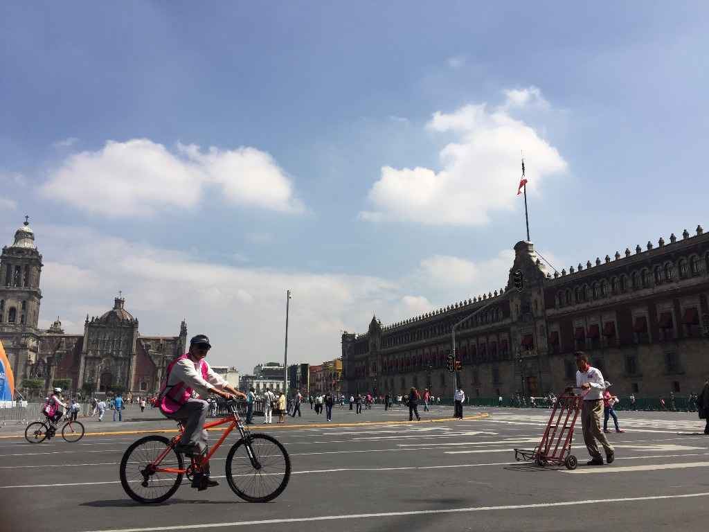 Reparten 4,400 kits para ciclistas