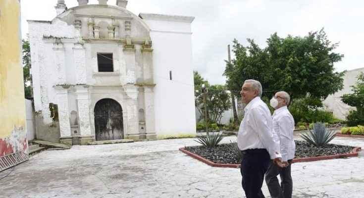 Reportan avance del 47% en recuperación de patrimonio cultural