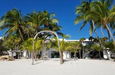 Casa Magna: de residencia de Pablo Escobar a hotel de lujo en Tulum