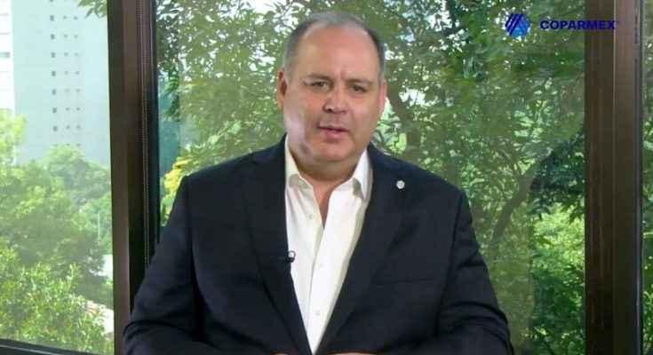 Respalda Coparmex reforma a la Ley del Infonavit-Gustavo de Hoyos