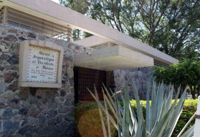 Restaurarán el Museo de Arqueología del Occidente de México