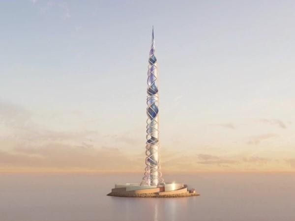 Revelan diseño del Lakhta Center, el segundo edificio más alto del mundo