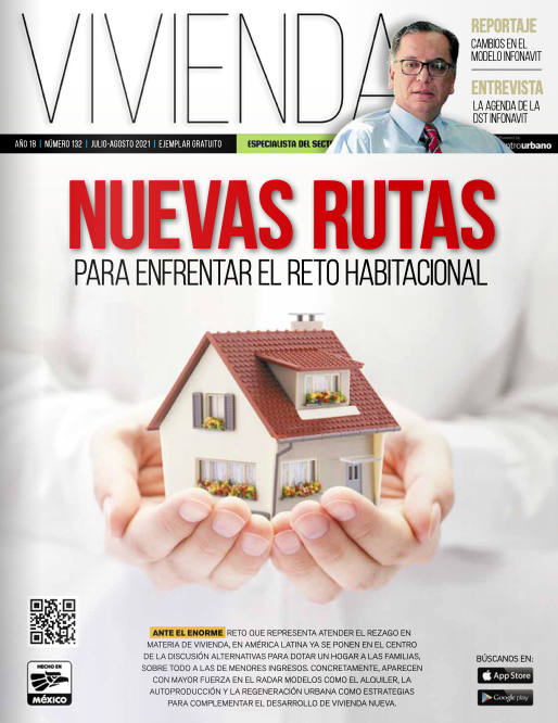 Revista Vivienda 131 - Portada