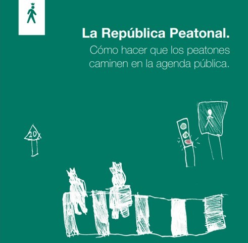 Roberto Remes presenta libro La República Peatonal