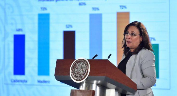 Sener informa sobre avance en 'Dos Bocas' y el Sistema Nacional de Refinación
