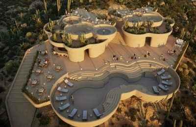 Rojkind Arquitectos desarrollará un nuevo hotel en Baja California