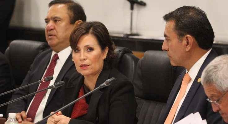 Destaca Rosario Robles Política Nacional de Vivienda ante diputados
