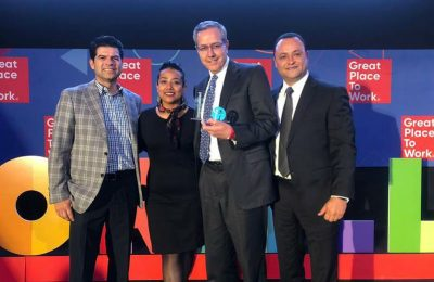 Ruba obtiene tercer lugar en ranking de Great Place to Work