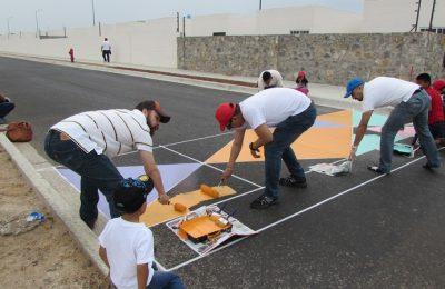 Impulsa Ruba jornada comunitaria en Cd. Juárez