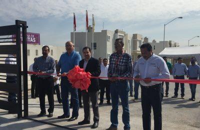 Inaugura Ruba desarrollo en Saltillo