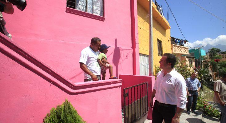 Sedatu trabaja en 'Transformando Monterrey'