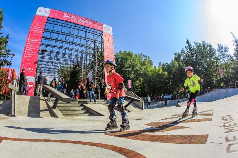 Premian a Sedema por Skatepark en Los Coyotes