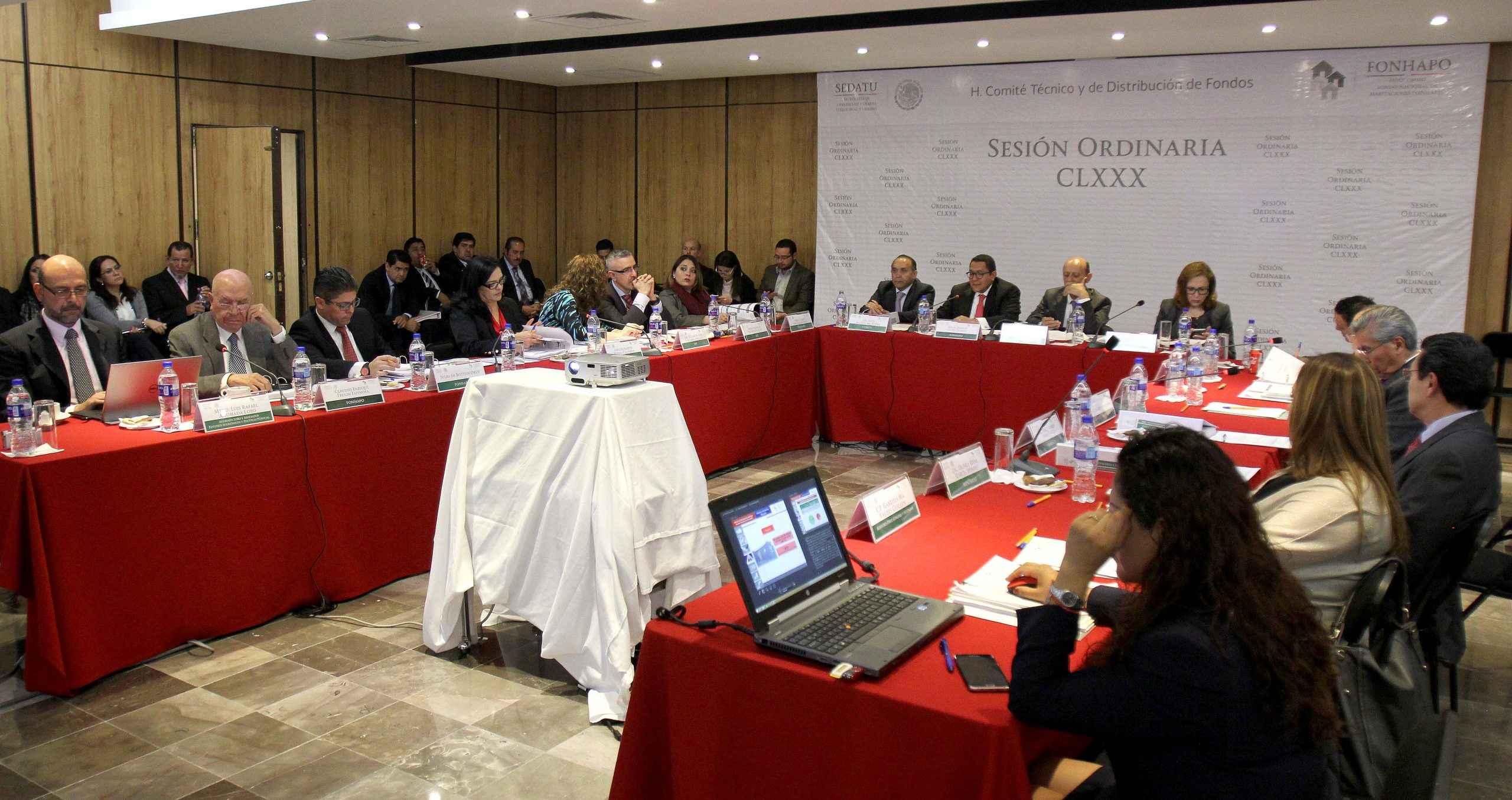Fonhapo ha contribuido a reducir el rezago en 12.20%