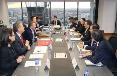México y Reino Unido fortalecerán cooperación