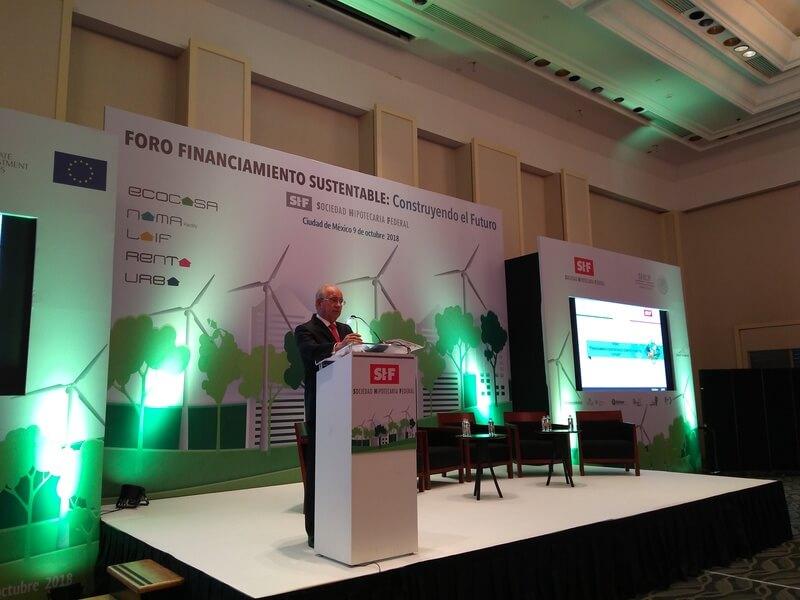 Redoblar esfuerzos en sustentabilidad, objetivo de SHF