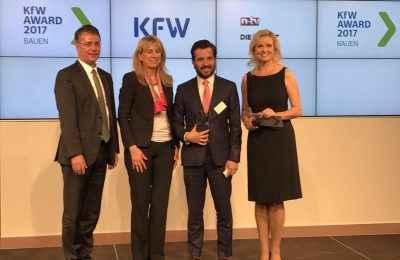 Premian a EcoCasa en Alemania