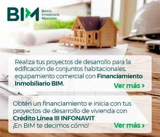Banner de financimiento inmobiliario BIM