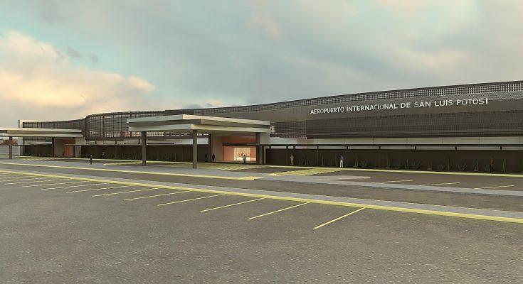 Inauguran ampliación de Aeropuerto en SLP