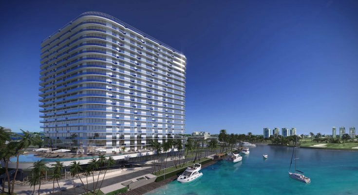 Inmobilia desarrolla un mix de lujo entre residencias y hotelería
