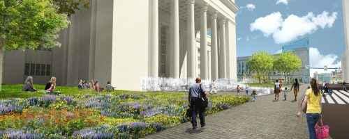 SOM transformará centro de transporte en Filadelfia 2