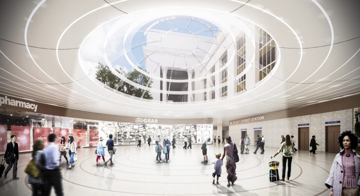 SOM transformará centro de transporte en Filadelfia