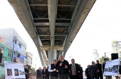 Concluyen reforzamiento a estructuras de Metro