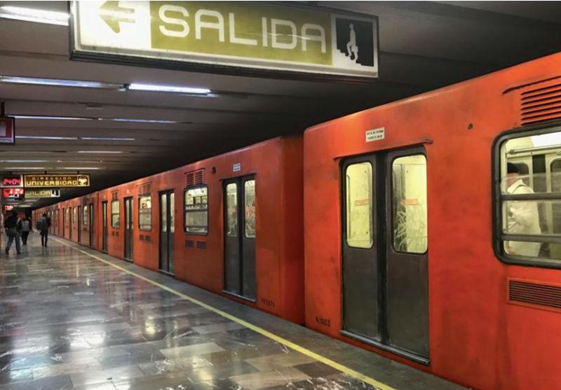 STC Metro cerrará estaciones de Línea 3 por mantenimiento