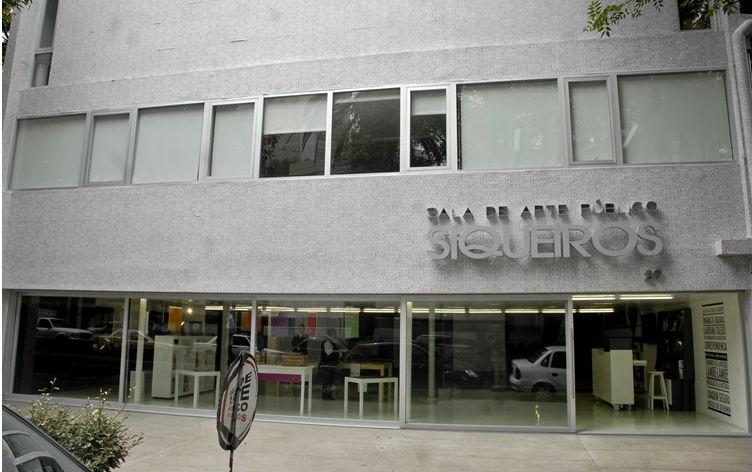 Sala de Arte Público Siqueiros, a 51 años de su apertura