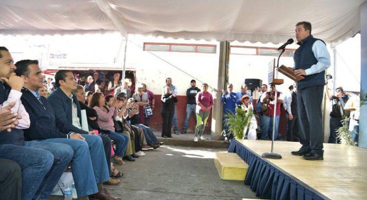 Invertirán 139 mdp para infraestructura en Salamanca