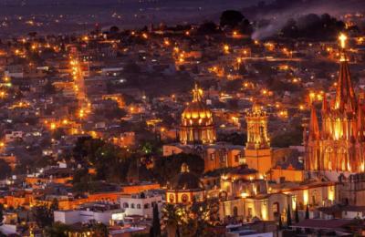 San Miguel de Allende, mejor ciudad pequeña para Condé Nast
