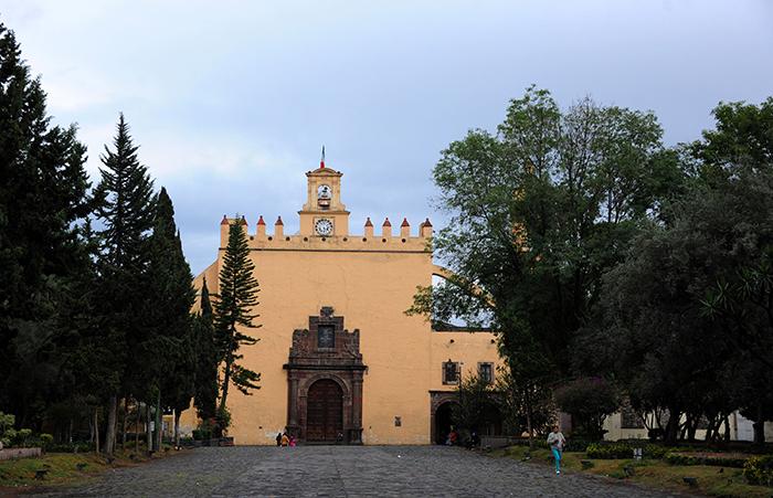 La reconstrucción del Templo de San Bernardino será a partir de fotografías y videos antiguos.